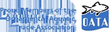Proud Members of the Ornamental Aquatic Trade Association